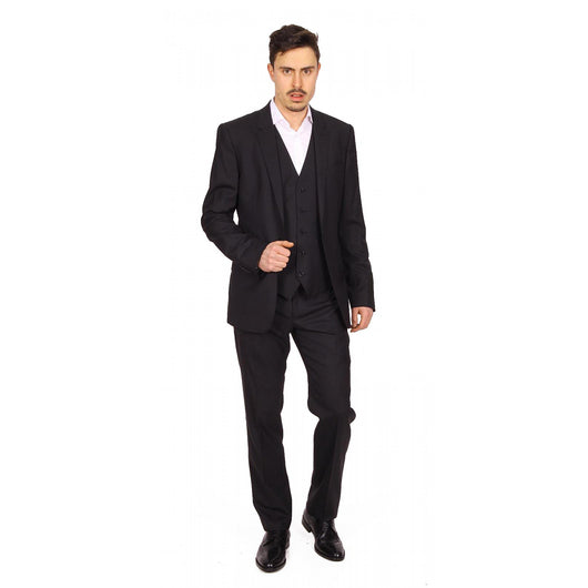 Dolce & Gabbana Martini mens suit with gilet G1HNMT FUBBG N0000 - Haute Milan