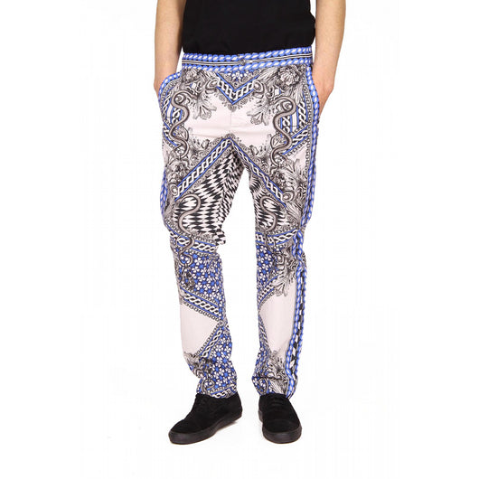 Just Cavalli mens trousers S03KA0060 N36771 485S - Haute Milan