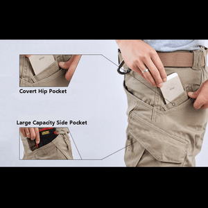 Military Tactical Hunter Cargo Pant