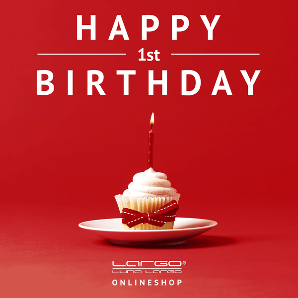 Happy 1st Birthday! – LUNA LARGO Onlineshop