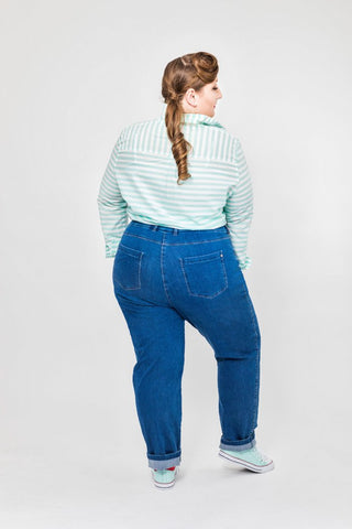 Lily Slim Powerdenim