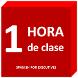 Spanish lesson: 1 hour