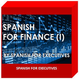 Spanish for Finance I : Introductory course.
