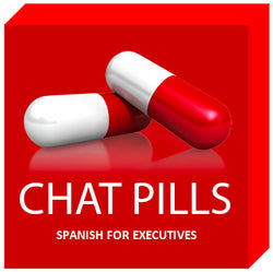 Chat pills / Master your small talk in Spanish!
