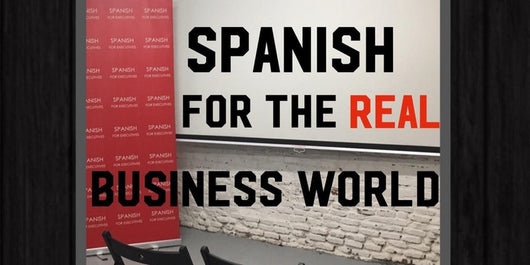 Spanish for the REAL business world by Spanish for Executives