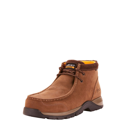Ariat Edge Moc Toe Lace Up Comp. Toe 10024954