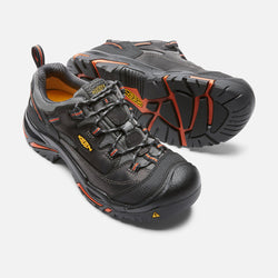 KEEN Men's Braddock Low Steel Toe EH