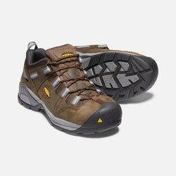 KEEN Men's Detroit Low XT Steel Toe ESD