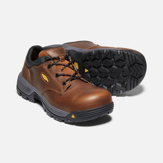 KEEN Men's Chicago Oxford Carbon Fibre Toe EH
