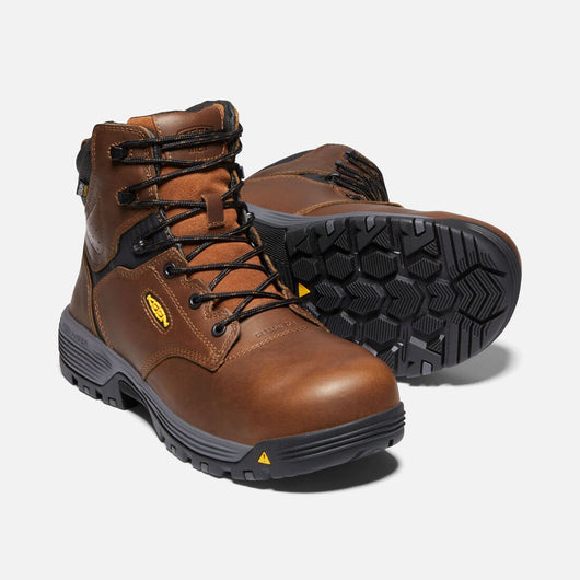 KEEN Men's Chicago Mid Internal Met. Carbon Fibre Toe EH