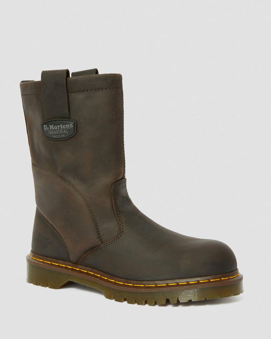 Dr. Martens Icon Pull On Gaucho Steel Toe