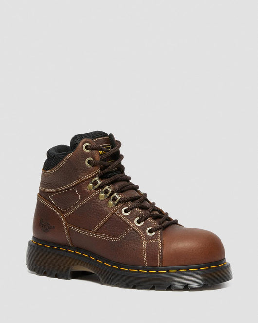 Dr. Martens Ironbridge Teak Steel Toe 12721200