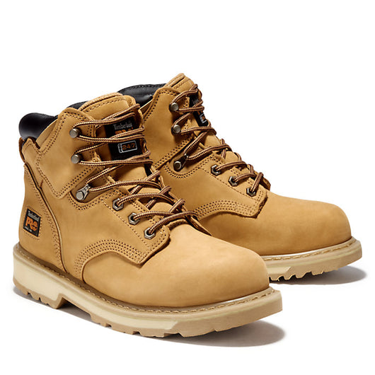 Timberland Pro Men's Pit Boss Wheat Steel Toe EH