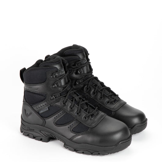 Thorogood Tactical Side Zip Black Comp. Toe
