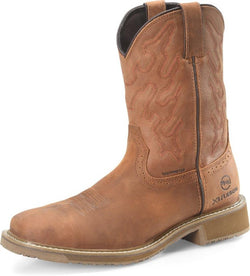 Double H Jacob Square Toe Wheat Comp. Toe DH5143