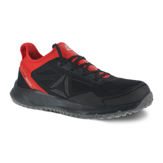 Reebok Men's All Terrain Red Steel Toe ESD RB4093