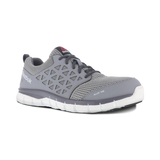 Reebok Men's Sublite Grey White Alloy Toe EH