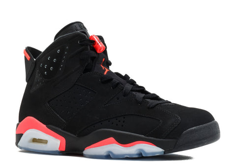 "Air Jordan 6 Retro ""Black Infrared"" 2014 Pre-Owned"