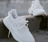 "PRE-ORDER:  Adidas Yeezy Boost 350 V2 ""Cream White"""