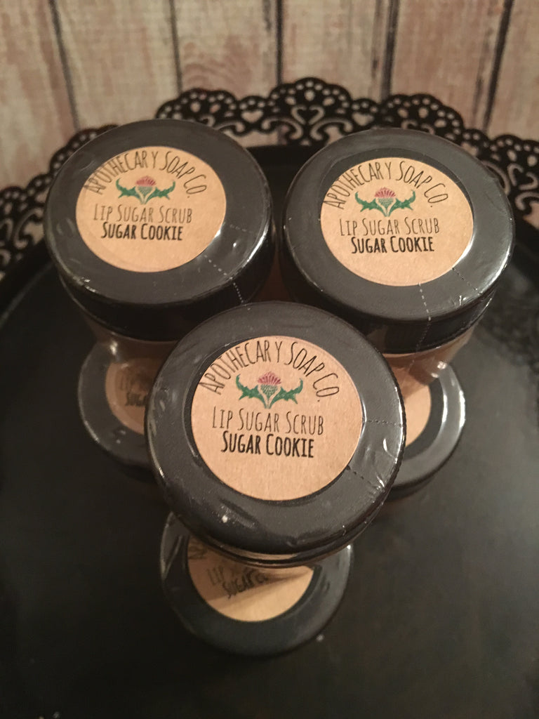 Lip Sugar Scrub