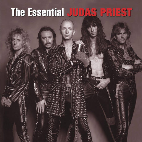The Essential Judas Priest - CD