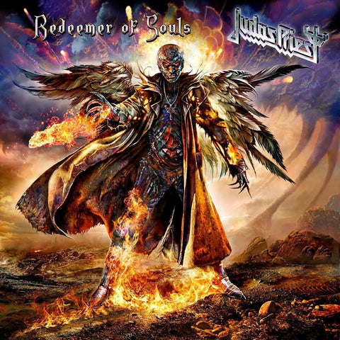 Redeemer Of Souls - CD
