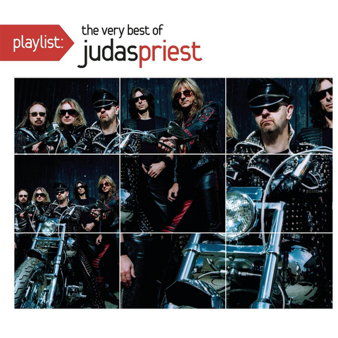 Playlist: The Very Best of Judas Priest CD
