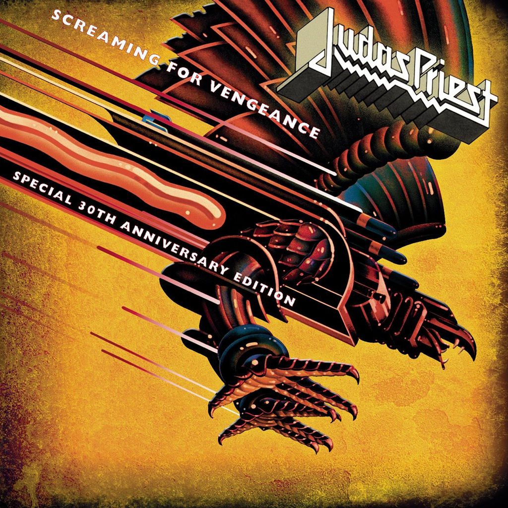 Screaming for Vengeance 30th Anniversary - Vinyl