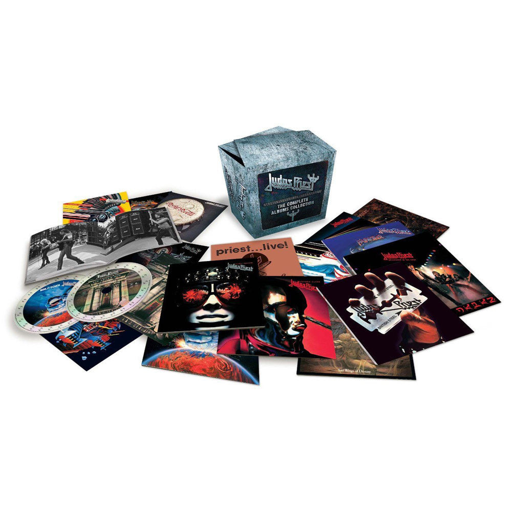 The Complete Albums Collection - CD Boxset