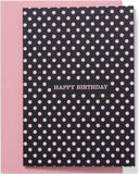 Happy Birthday Polka Card