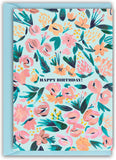 Happy Birthday Garden Card