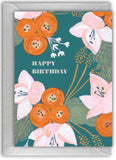 Happy Autumn Birthday Card