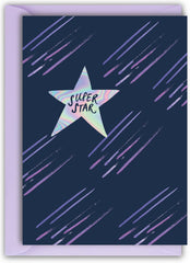 Super Star Card