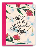 Special Day Fall Blush Card