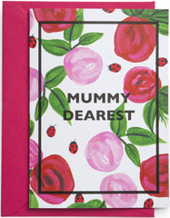 Mummy Dearest Mini Card