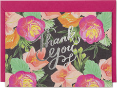 Amaryllis Thank You Card