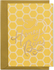 I Love Your Honeybuns Card