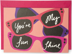 You're My Sunshine Card