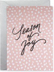 Season of Joy Christmas Card