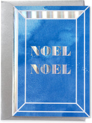 Noel Noel Gem Christmas Card
