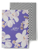 Orchids Notebooks Set