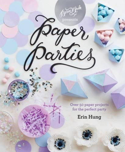 Paper Parties Book x 3 Planner Discount