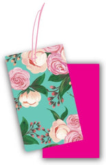 Floral Burst Gift Tags