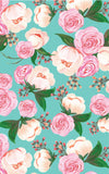 Floral Burst Wrapping Paper