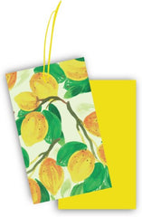 Lemon Gift Tags