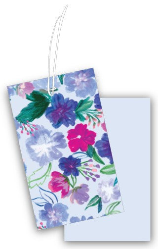 Blue Meadow Gift Tags