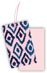 Painted Ikat Gift Tags