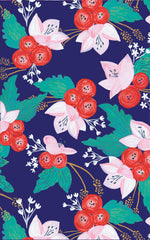 Orient Garden Wrapping Paper