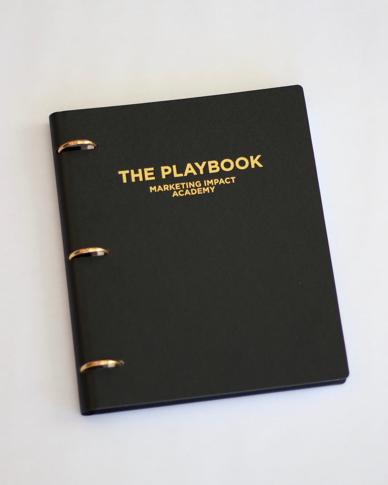Marketing Impact Academy Playbook