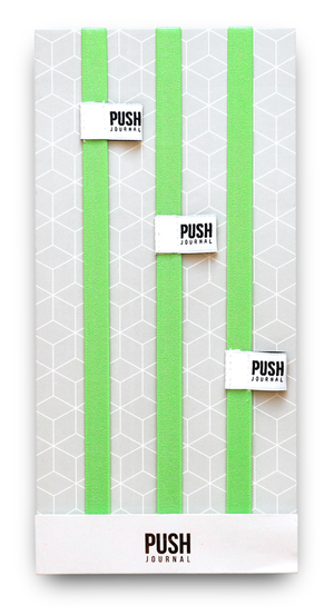 NEW! Push Band Green
